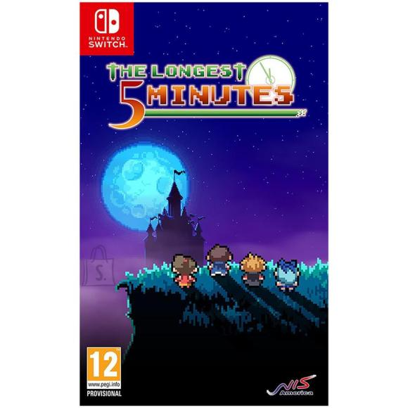 NIS America Switch mäng The Longest Five Minutes