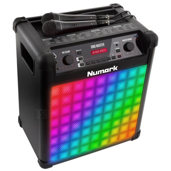 Numark karaoke muusikasüsteem Sing Master