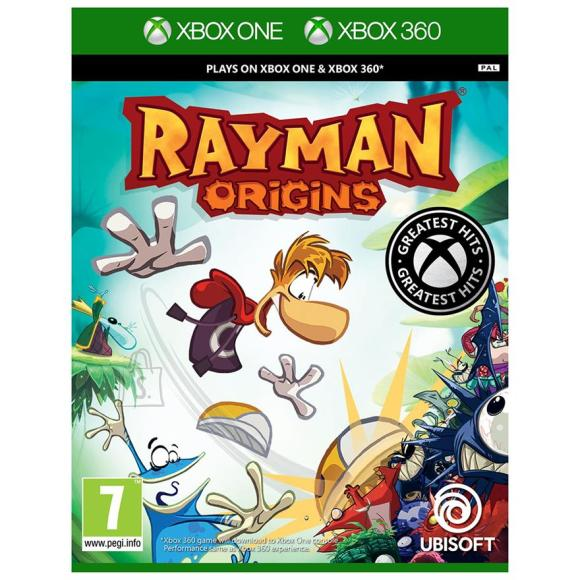 Ubisoft Xbox 360 mäng Rayman Origins