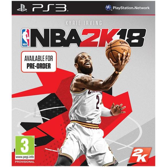 2K Games PS3 mäng NBA 2K18