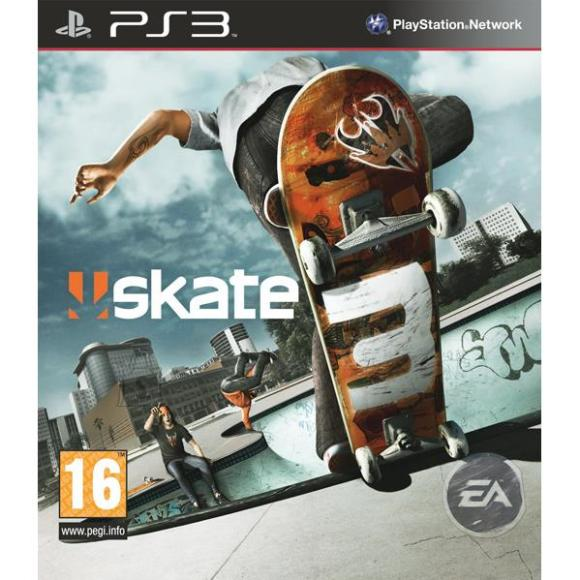 EA Games PlayStation 3 mäng Skate 3