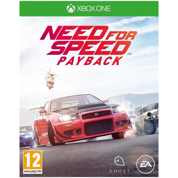 EA Games Xbox One mäng Need for Speed Payback
