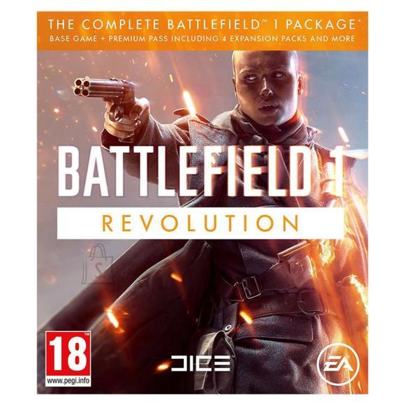 EA Games arvutimäng Battlefield 1 Revolution
