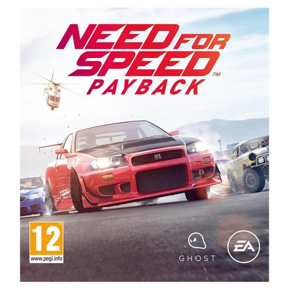 EA Games arvutimäng Need for Speed Payback