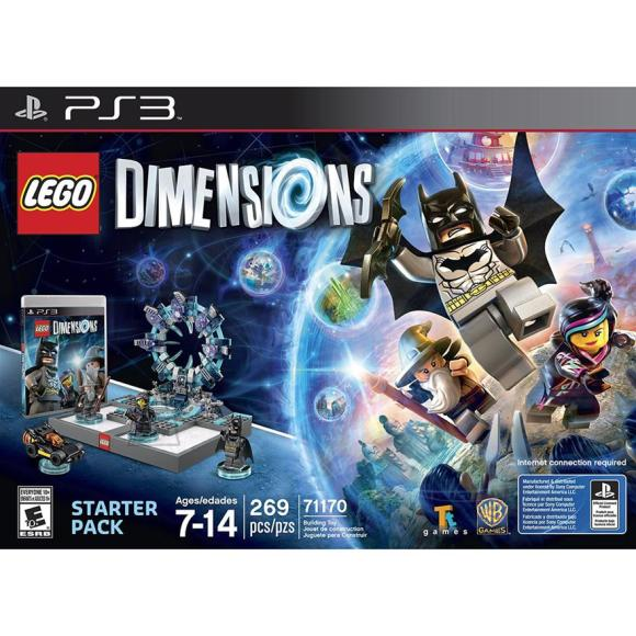 Warner Bros PS3 mäng Lego Dimensions Starter Pack
