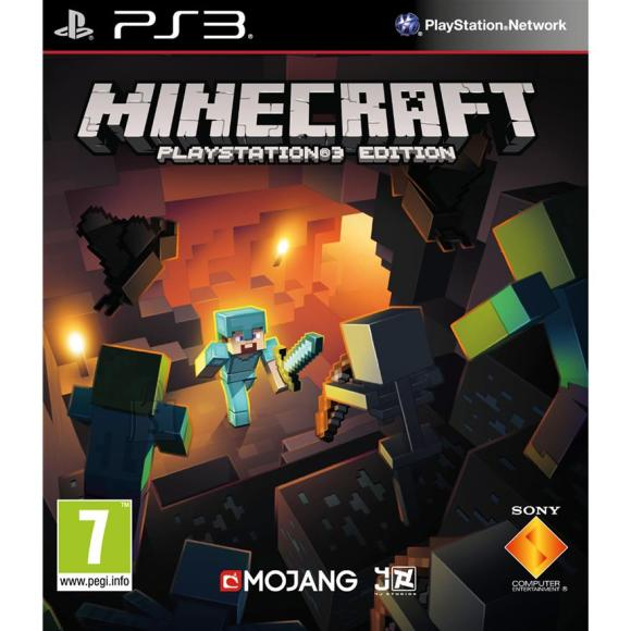 Microsoft PlayStation 3 mäng Minecraft: PlayStation 3 Edition