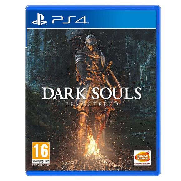 Bandai Namco Ent. PS4 mäng Dark Souls Remastered