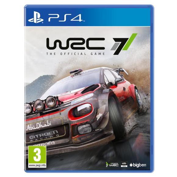Bigben Interactive PS4 mäng WRC 7