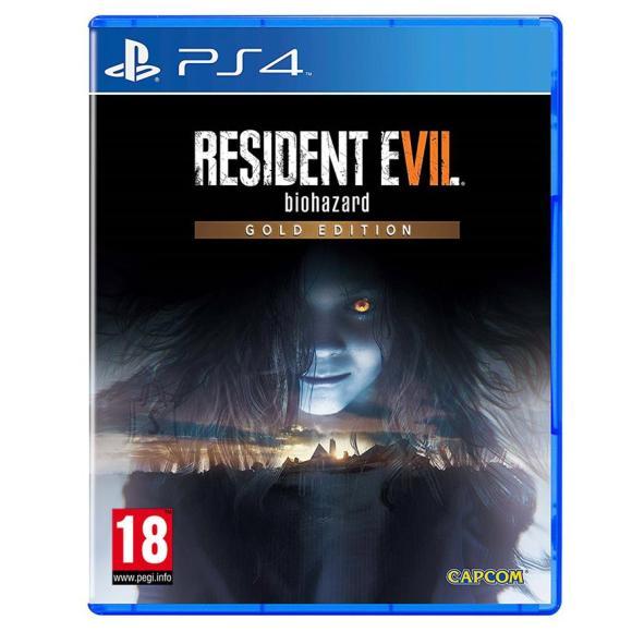 CapCom PS4 mäng Resident Evil VII Gold Edition