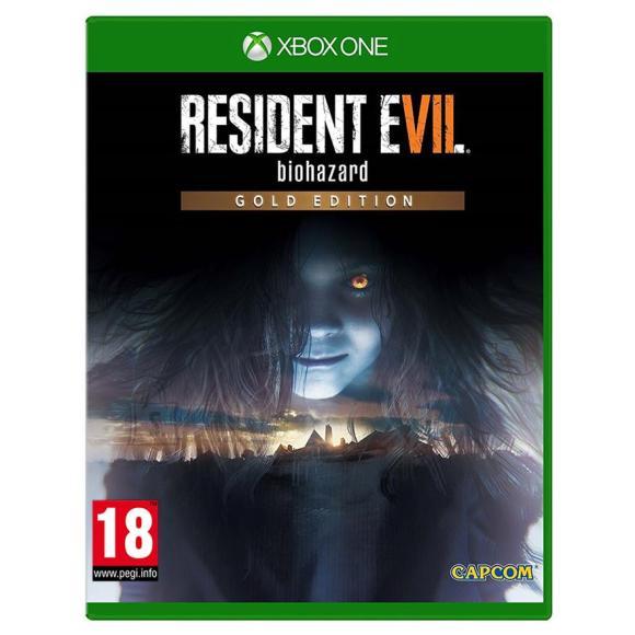 CapCom Xbox One mäng Resident Evil VII Gold Edition