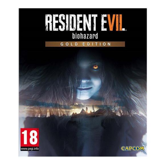 CapCom arvutimäng Resident Evil VII Gold Edition
