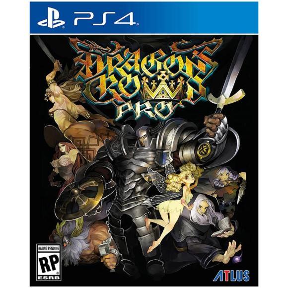 Atlus PS4 mäng Dragon's Crown Pro