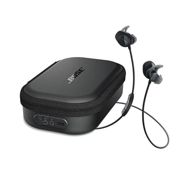 Bose juhtmevabad kõrvaklapid SoundSport + laadimiskarp