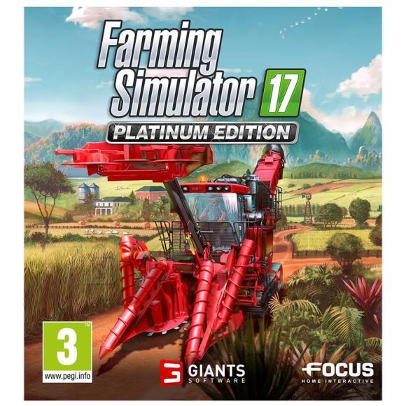 Focus Home Interactive arvutimäng Farming Simulator 17 Platinum Edition