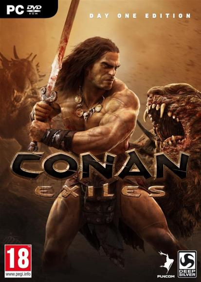 Funcom PC mäng Conan Exiles