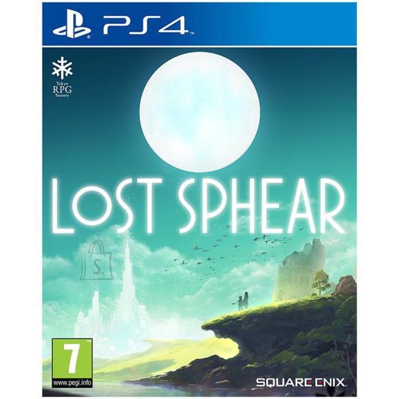 Square Enix PS4 mäng Lost Sphear