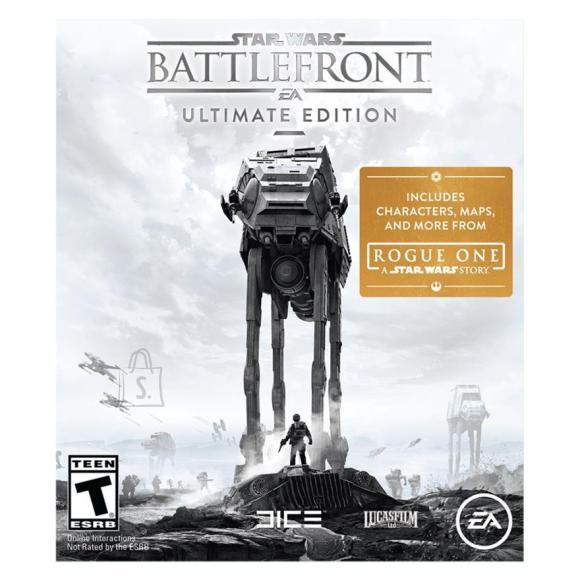 EA Games PS4 mäng Star Wars: Battlefront Ultimate Edition