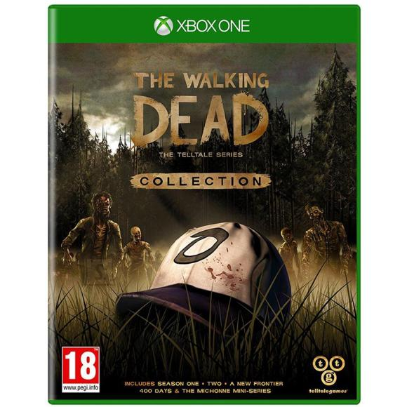 Telltale Games Xbox One mäng The Walking Dead Collection