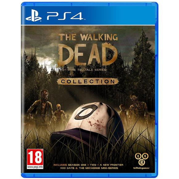 Telltale Games PS4 mäng The Walking Dead Collection