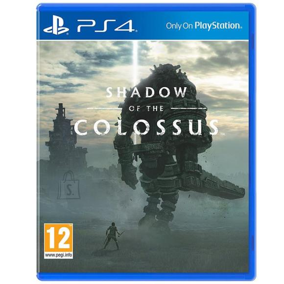 Sony PS4 mäng Shadow of the Colossus