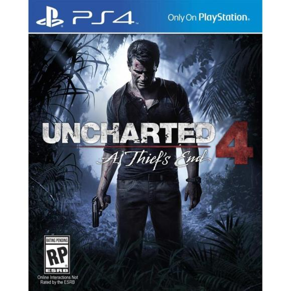 Sony PS4 mäng Uncharted 4: A Thief's End