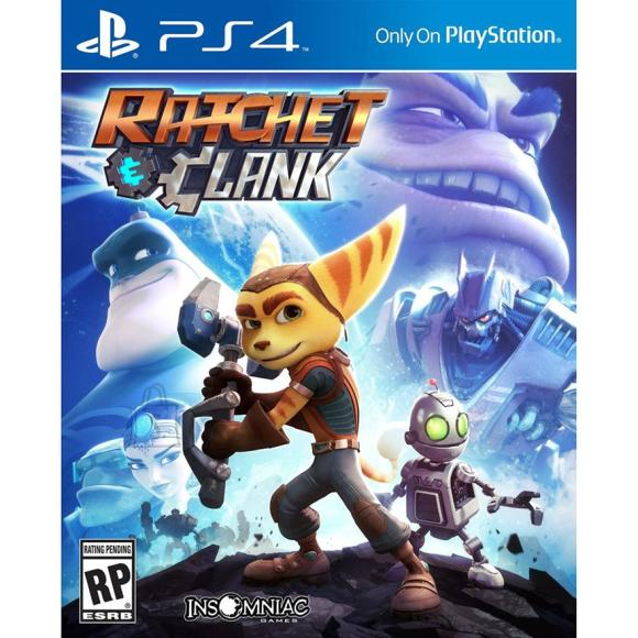 Sony PS4 mäng Ratchet & Clank