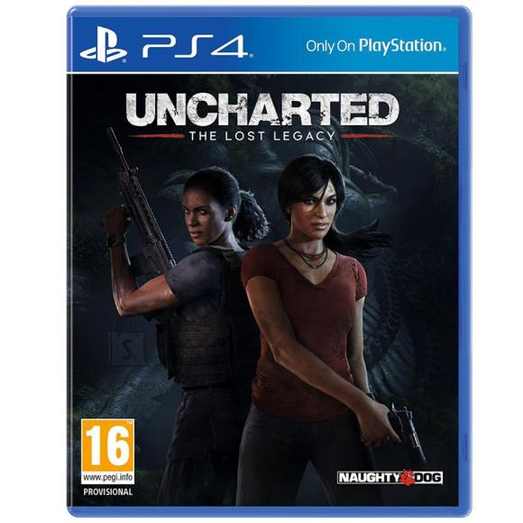 Sony PS4 mäng Uncharted: The Lost Legacy