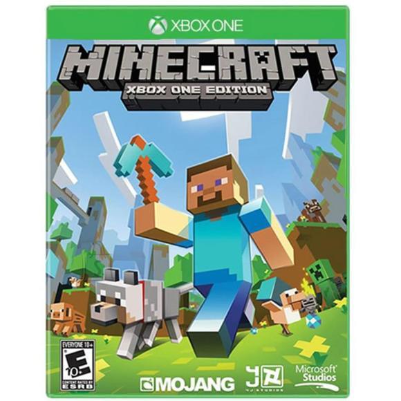 Microsoft Xbox One mäng Minecraft: Xbox One Edition