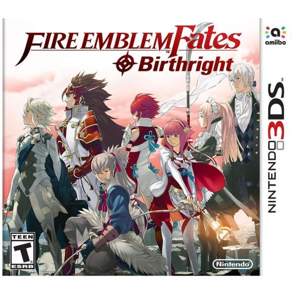 Nintendo 3DS mäng Fire Emblem Fates: Birthright