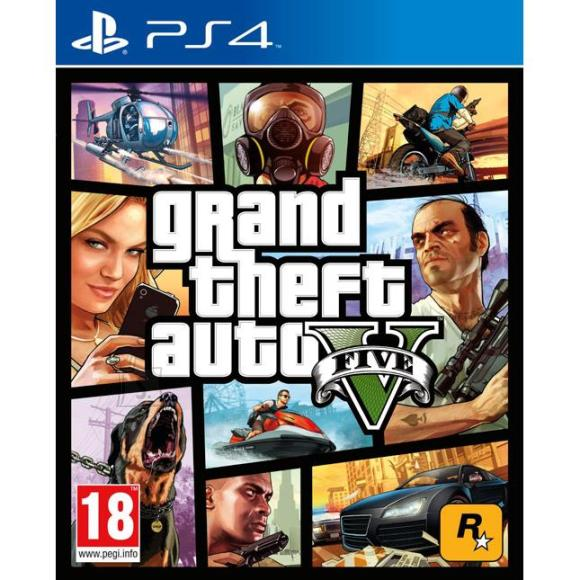 2K Games PlayStation 4 mäng Grand Theft Auto V