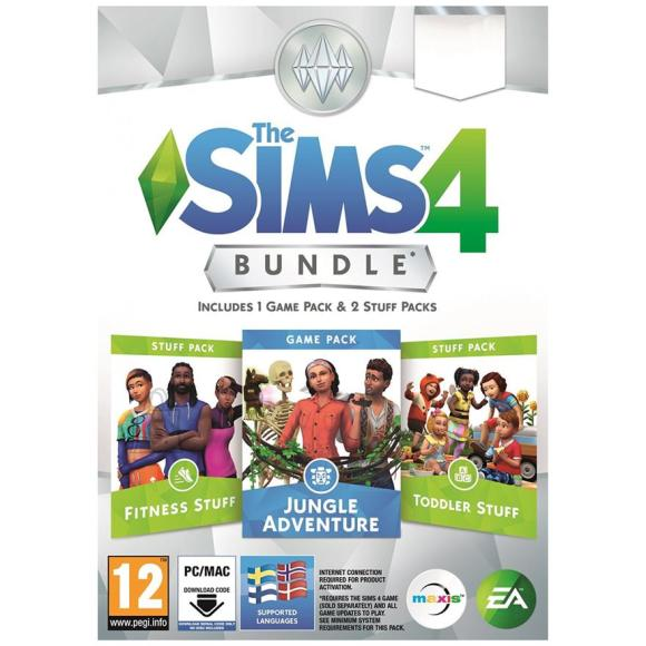 EA Games arvutimäng The Sims 4 Bundle Pack 11