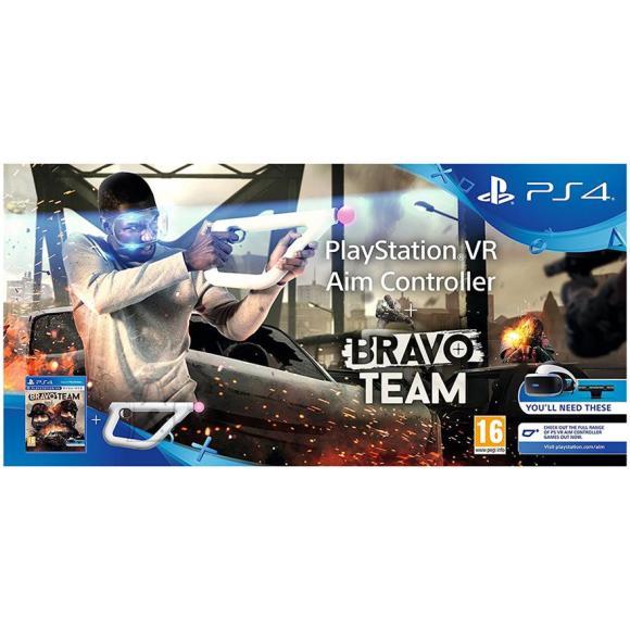 Sony PS4 VR mäng Bravo Team + Aim Controller
