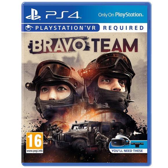 Sony PS4 VR mäng Bravo Team