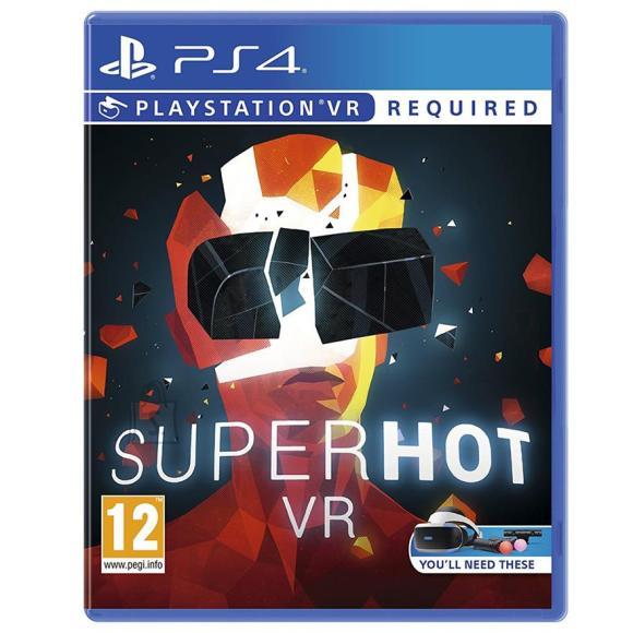 PS4 VR mäng Superhot