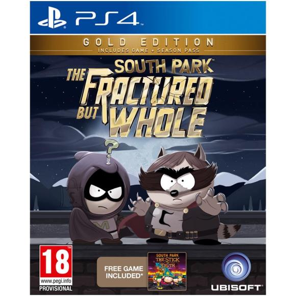 Ubisoft PS4 mäng South Park: The Fractured But Whole Gold Edition