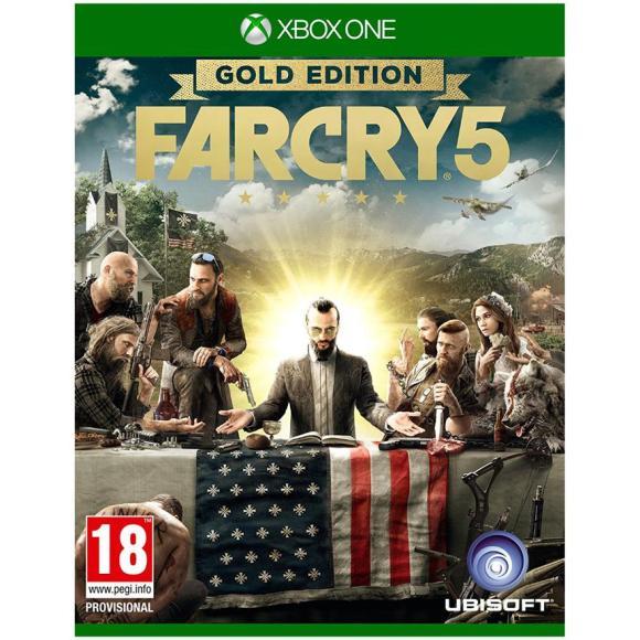 Ubisoft Xbox One mäng Far Cry 5 Gold Edition