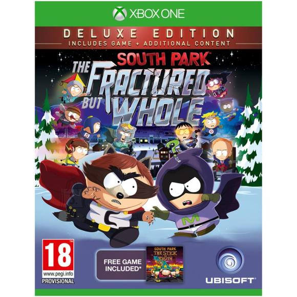 Ubisoft Xbox One mäng South Park: The Fractured But Whole Deluxe Edition