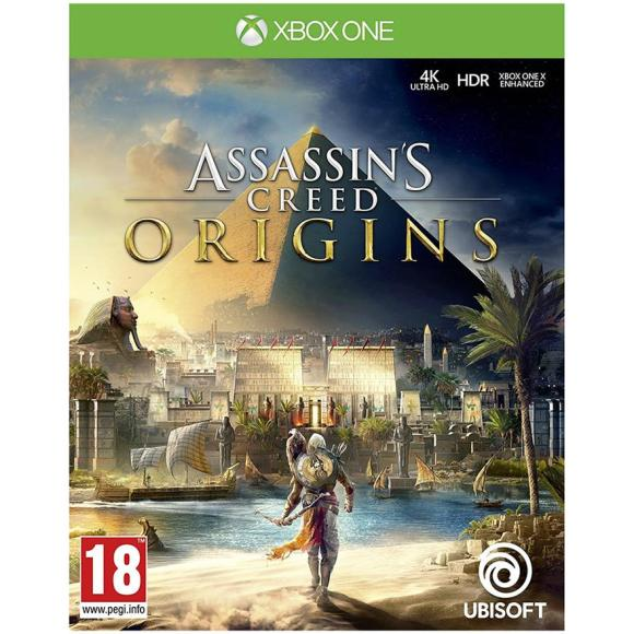 Ubisoft Xbox One mäng Assassins Creed: Origins