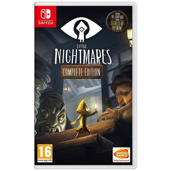 Bandai Namco Ent. Switch mäng Little Nightmares Complete Edition