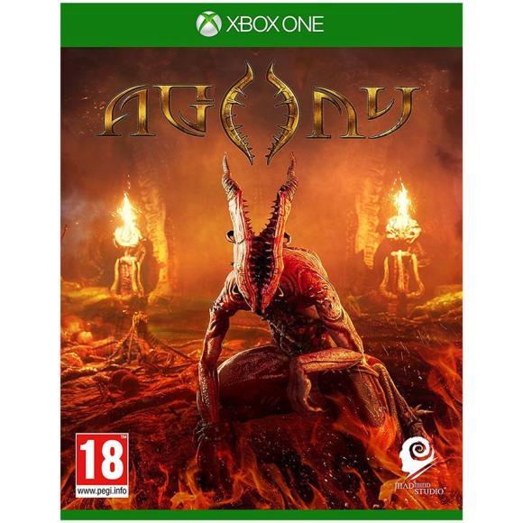 Madmind Studio Xbox One mäng Agony
