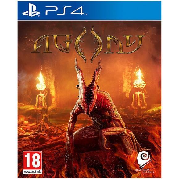 Madmind Studio PS4 mäng Agony