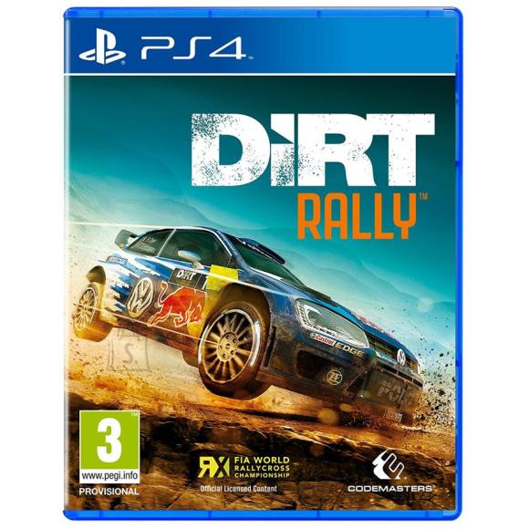Codemasters PS4 mäng Dirt Rally