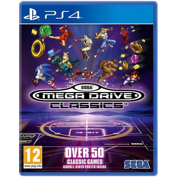 Sega PS4 mäng Sega Mega Drive Classics