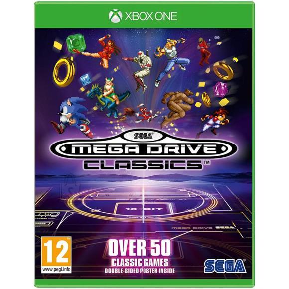 Sega Xbox One mäng Sega Mega Drive Classics