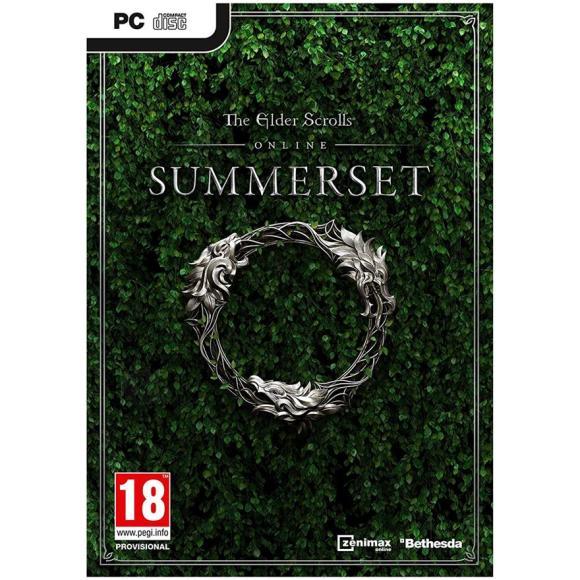Bethesda arvutimäng Elder Scrolls Online Summerset