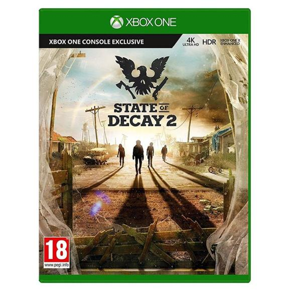 Microsoft Xbox One mäng State of Decay 2