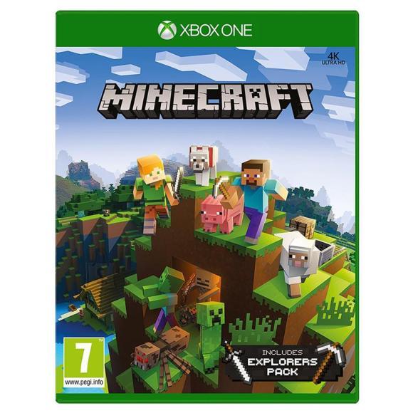 Microsoft Xbox One mäng Minecraft Explorers Pack