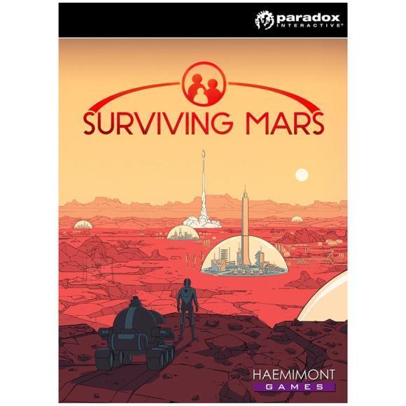 Paradox Interactive arvutimäng Surviving Mars