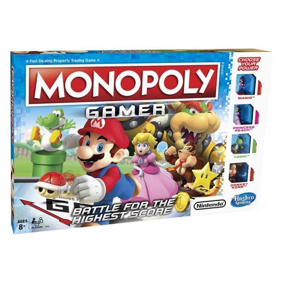 Hasbro lauamäng Monopoly - Gamer Edition