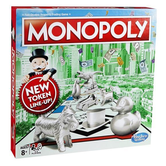 Hasbro lauamäng Monopoly Classic